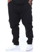 Jeans & Pants - Twill Cargo Moto Joggers (B&T)