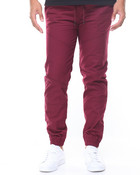 Dylan Newlie Twill Moto Jogger