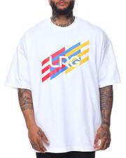 Shirts - S/S Ascending Stripes Tee (B&T)