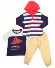 Sets - 3 Piece Knit Set (2T-4T)