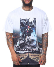 LRG - Here To Party NYC S/S Tee (B&T)