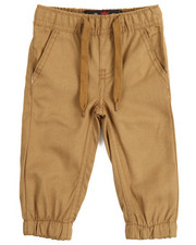 Arcade Styles - Twill Fashion Jogger Pants (Infant)