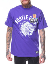 Hustle Gang - S/S Classic Wolf Patch Tee