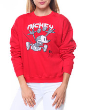 Graphix Gallery - Mickey Vintage Sweatshirt