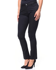 Women - 4 Pocket Mid Rise Skinny Jean