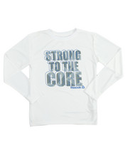 Reebok - Strong To The Core L/S Tee (8-20)