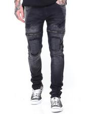 Men - Motto Twill Jeans
