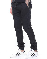 Pants - Motto Twill Joggers