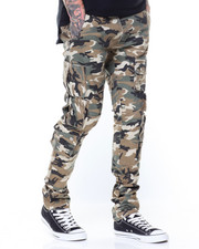 Men - Utility Jeans