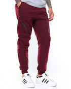 Quilted Fleece Jogger