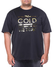 Akademiks - In Gold Foil Tee (B&T)
