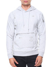 Buyers Picks - French Terry Thrasher Pullover