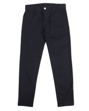 Girls - Basic Pencil Skinny Pants (7-14)