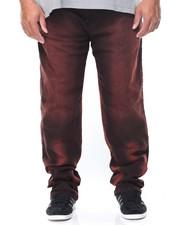 Men - Blackout 2 Tone Stretch Denim Pant (B&T)