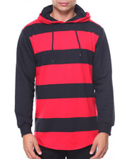 Buyers Picks - French Terry Stripe Pullover