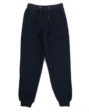 Bottoms - Boys Heavyweight Fleece Joggers (8-20)