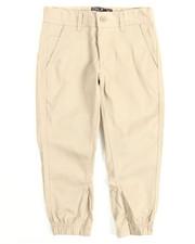 DRJ School Uniforms - Boys Jogger Pants (4-7)