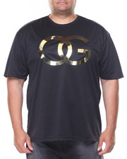 Short-Sleeve - O.G. 3-D Foil Tee (B&T)