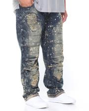 Regular - Cut & Sew Denim Jean (B&T)