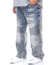 Regular - Moto Denim Jean (B&T)