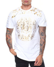 SWITCH - Foil Print Embossed Tee