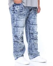 Jeans - Cut & Sew Denim Jean (B&T)