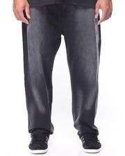 Jeans & Pants - Blackout 2 Tone Stretch Denim Pant (B&T)