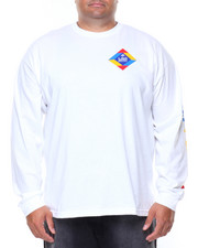 Long-Sleeve - L/S Research Box Tee (B&T)