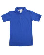 Boys - S/S Boys Polo Pique Shirt (4-7)
