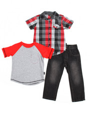 Sets - City 3 Piece Set (2T-4T)