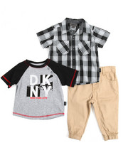 Sets - 8th Avenue 3 Piece Set (Infant)