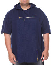 Buyers Picks - French Terry Jaquard S/S Hood1E (B&T)