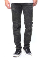 Men - Motto Ripped Jeans