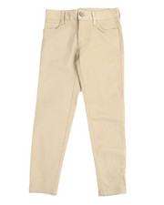 Pants - Basic Pencil Skinny Pants (4-6X)