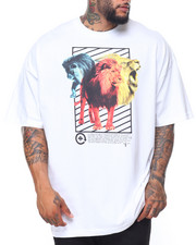 Shirts - S/S There's A Lion Tee (B&T)