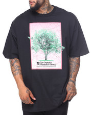 Short-Sleeve - S/S Tree Grid Tee (B&T)