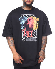 Short-Sleeve - S/S There's A Lion Tee (B&T)
