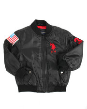 Arcade Styles - Flight Jacket (2T-4T)