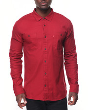Button-downs - L/S Morphe Stretch Twill
