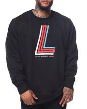 Men - LRGroup Crew Neck Sweatshirt (B&T)