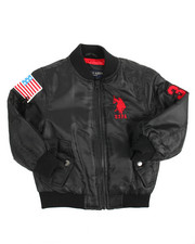 Arcade Styles - Flight Jacket (4-7)