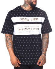 Short-Sleeve - Good Life/Hustler S/S Tee (B&T)