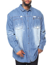 Sean John - L/S Denim Woven (B&T)