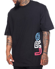 Short-Sleeve - S/S Wavy LRG Tee (B&T)