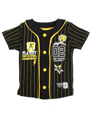 Short-Sleeve - Playermaker Baseball Jersey (2T-4T)
