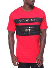 Men - Good Life Hustler S/S Tee
