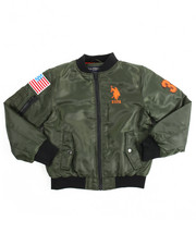 Arcade Styles - Flight Jacket (8-20)