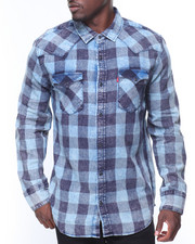 Button-downs - L/S Bleesh Flannel