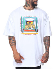 Short-Sleeve - S/S Scared Ground Tee (B&T)