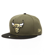 Snapback - 9Fifty Chicago Bulls Custom Snapback Hat